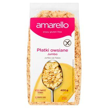 Amarello Płatki owsiane Jumbo 400 g