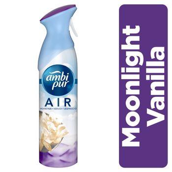 Ambi Pur Moonlight Vanilla Odświeżacz powietrza w sprayu 300ml