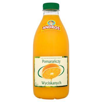 Andros 100% sok z pomarańczy wyciskanych 1 l