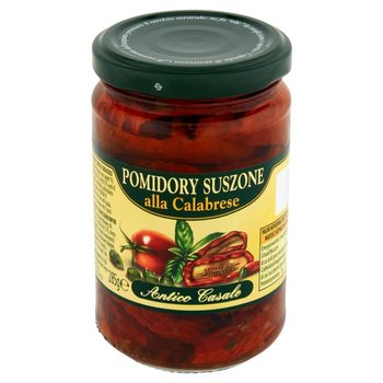 Antico Casale Pomidory suszone z kaparami 285 g