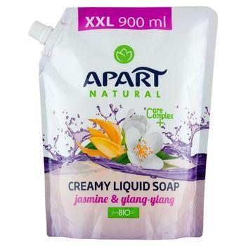 Apart Natural Prebiotic Jasmine & Ylang-Ylang Kremowe mydło w płynie 900 ml