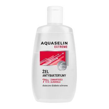 Aquaselin Extreme żel antybakteryjny do rąk z alkoholem 71% 120 ml