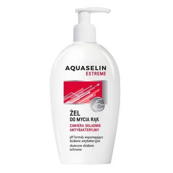 Aquaselin Extreme żel do mycia rąk ze składnikiem antybakteryjnym dozownik 300 ml