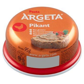 Argeta Pasta pikantna z kurczaka 95 g