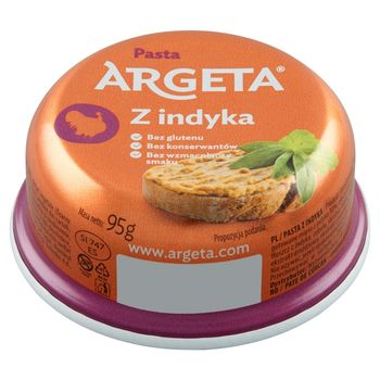 Argeta Pasta z indyka 95 g