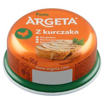 Argeta Pasta z kurczaka 95 g