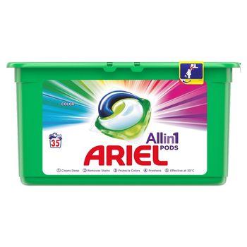 Ariel Allin1 Pods Color Kapsułki do prania, 35prań