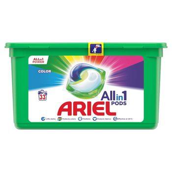 Ariel Allin1 PODS Colour Kapsułki do prania, 33prań