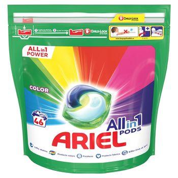 Ariel Allin1 PODS Colour Kapsułki do prania, 46prań