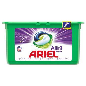 Ariel Allin1 Pods Lawenda Kapsułki do prania, 35prań
