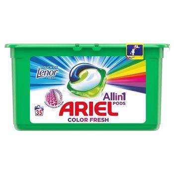 Ariel Allin1 Pods Touch of Lenor Fresh Color Kapsułki do prania, 35prań