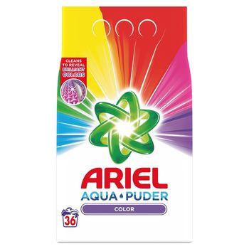 Ariel AquaPuder Color Proszek do prania 36prań