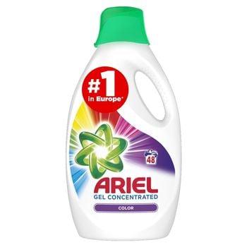 Ariel Color Reveal Płyn do prania, 2.64L, 48 prań