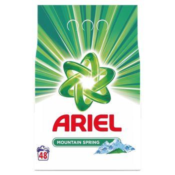 Ariel Mountain Spring Proszek do prania 3,6kg, 48prania