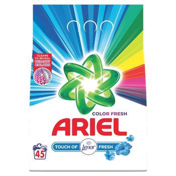 Ariel Touch of Lenor Fresh Color Proszek do prania, 3.375kg, 45 prań