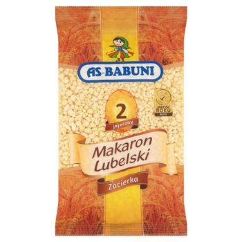 As-Babuni Makaron Lubelski 2 jajeczny zacierka 250 g