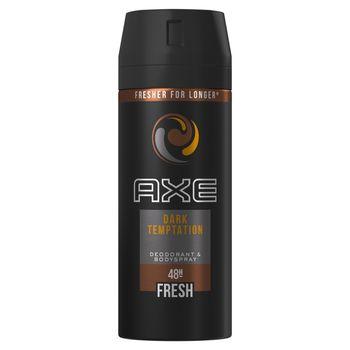 Axe Dark Temptation Dezodorant w aerozolu dla mężczyzn 150 ml