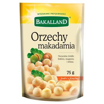 Bakalland Orzechy makadamia 75 g