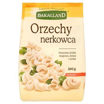 Bakalland Orzechy nerkowca 300 g