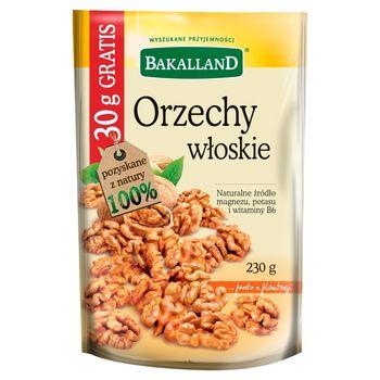 Bakalland Orzechy włoskie 230 g