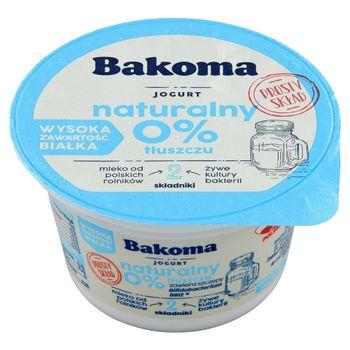 Bakoma Jogurt naturalny 170 g