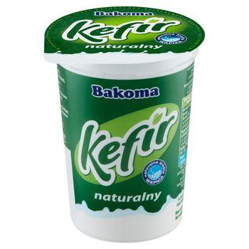 Bakoma Kefir naturalny 230 g
