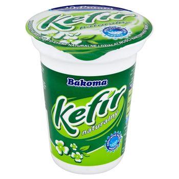 Bakoma Kefir naturalny 380 g
