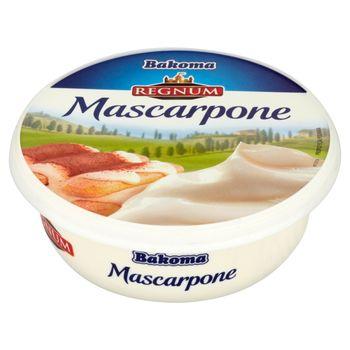 Bakoma Regnum Mascarpone Ser 250 g