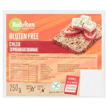 Balviten Chleb z pełnego ziarna 250 g