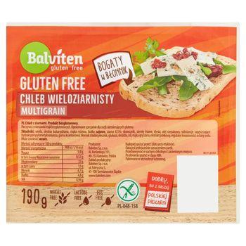 Balviten Chleb wieloziarnisty 190 g