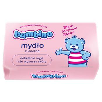 Bambino Mydło z lanoliną dla dzieci 90 g