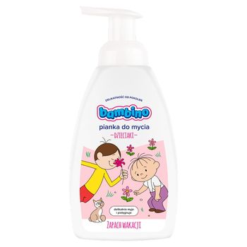 Bambino Pianka do mycia 500 ml