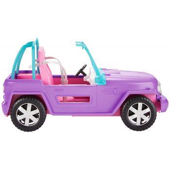 BARBIE Plażowy Jeep GMT46