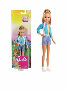 Barbie Dreamhouse Adventure Lalka Stacie GHR63
