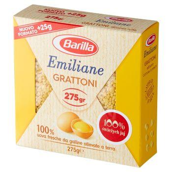 Barilla Emiliane Makaron jajeczny grattoni 275 g