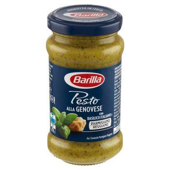 Barilla Pesto alla Genovese Sos do makaronu z bazylią 190 g