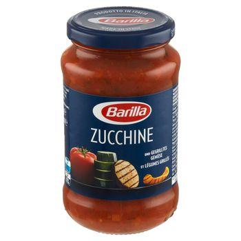 Barilla Zucchine Sos pomidorowy z warzywami i grilowanymi warzywami 400 g