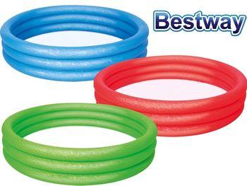 Basenik dla dzieci 3 pierścienie