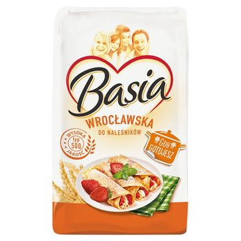 Basia Mąka wrocławska typ 500 1 kg