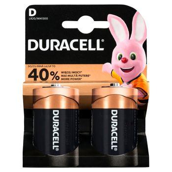 Bateria DURACELL Basic LR20/D MN1300