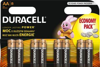 Bateria DURACELL Basic LR6/AA/MIN1500 K8