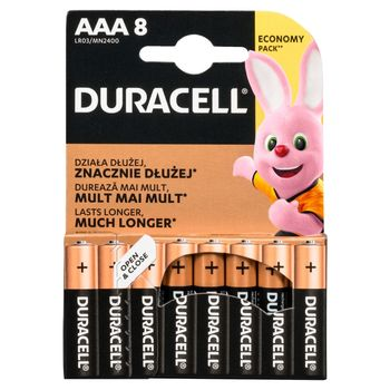 Bateria DURACELL LR03/AAA MN2400 K8