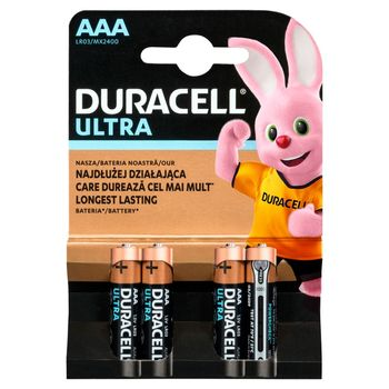 Bateria DURACELL MN2400 (K4) Copper and Black