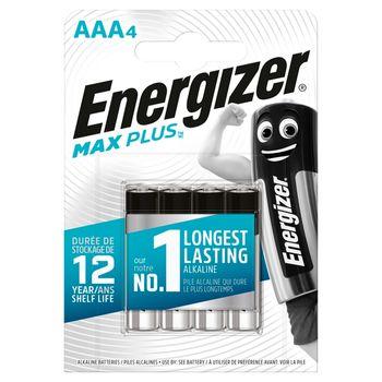 Bateria Energizer AAA Max Plus (4 szt.)