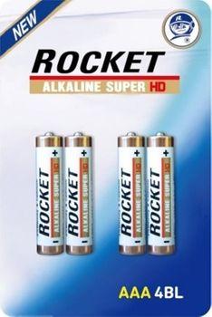 Bateria ROCKET LR03 4 sztuk 8801604285242