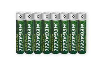 Bateria ROCKET R03 8 sztuk 8855847001046