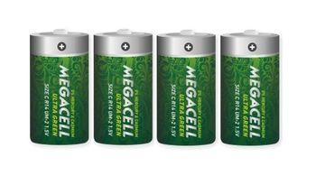 Bateria ROCKET R14 4 sztuki 325150
