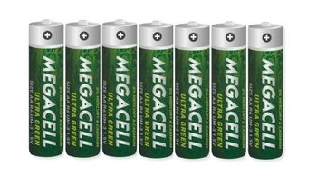 Bateria ROCKET R6 6 sztuk 325152
