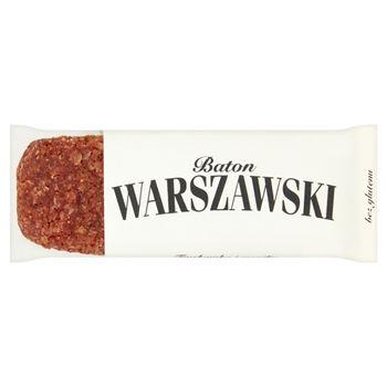 Baton Warszawski Baton truskawka i wanilia 60 g