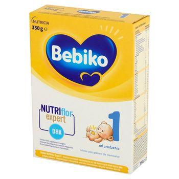 Bebiko 1 Mleko początkowe dla niemowląt od urodzenia 350 g
